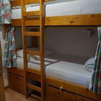 location appartement à port engaly 2, une autre vue de l'alcove